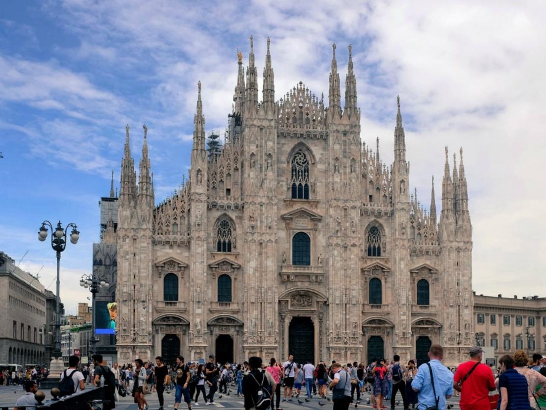 Milano Duomo, Milan
