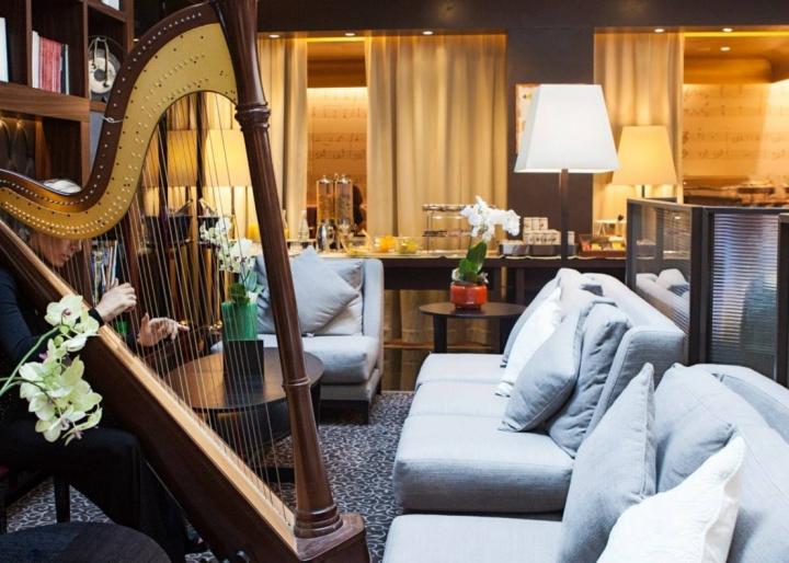 Hotel Milano Scala, Milan