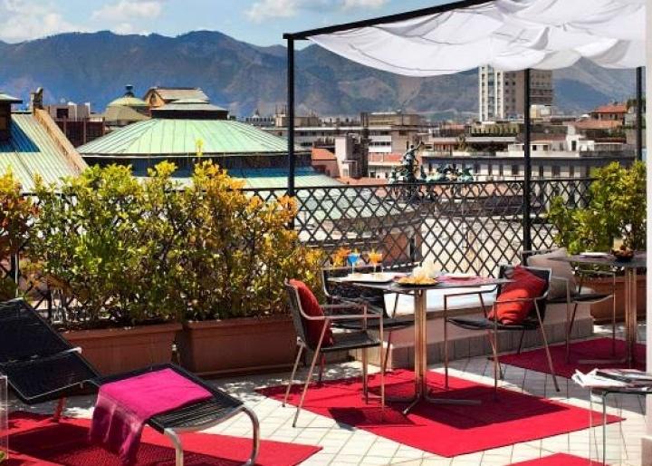 Hotel Plaza Opera, Palermo