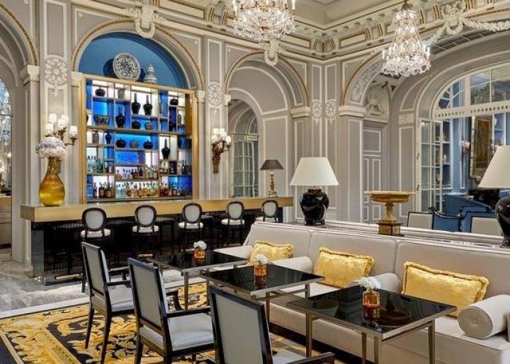 St. Regis Hotel, Rome