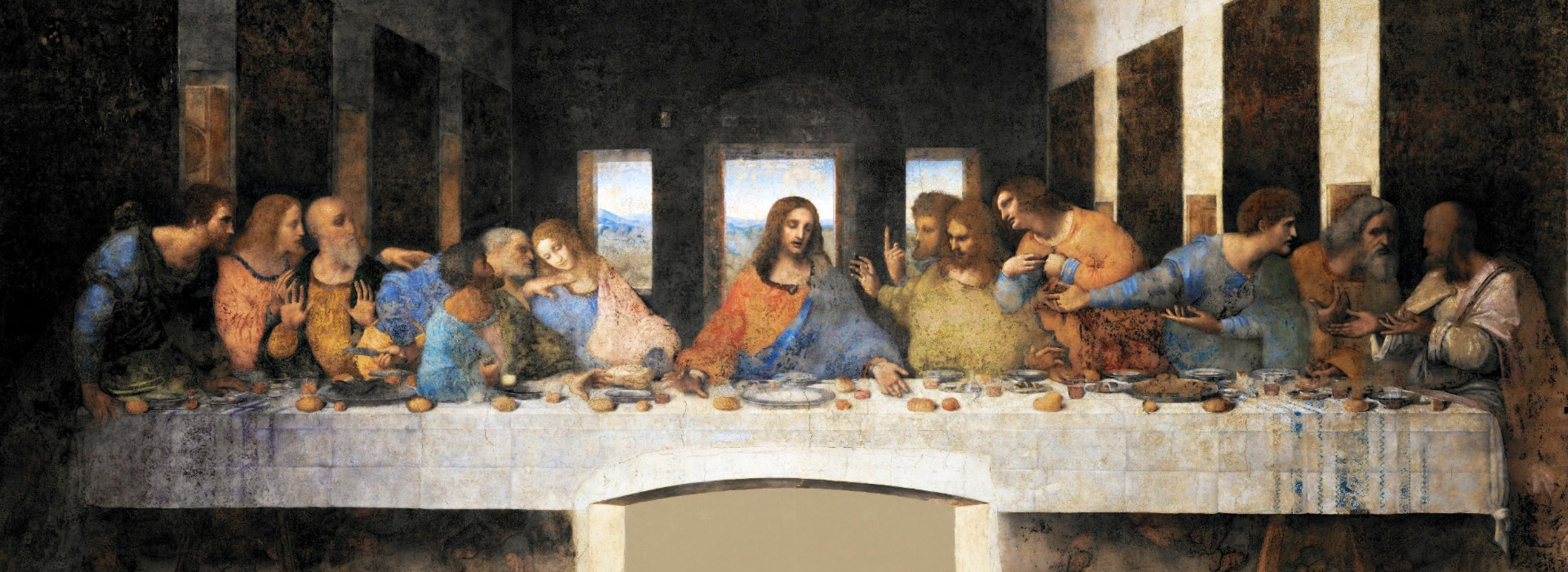 Last Supper, Milan